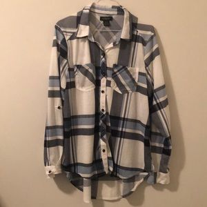 Tops - 🎅🏻 2 For $40 / Plaid shirt